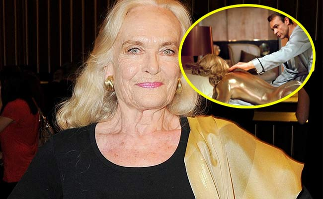 shirley eaton bond girl doro