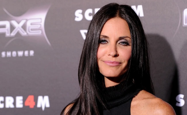 courtney cox ruolo di jennifer aniston