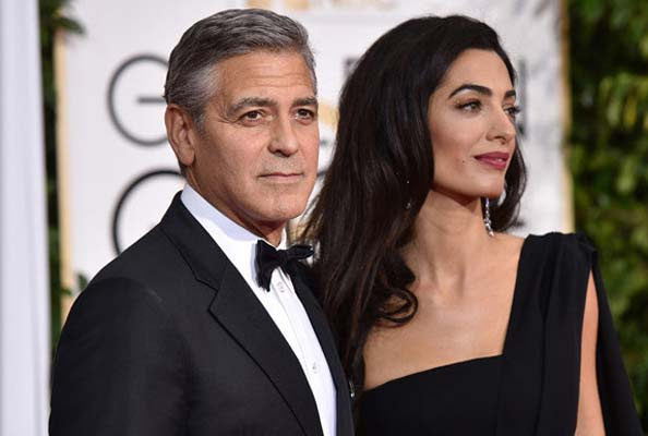 george clooney e amal dormono in camere separate