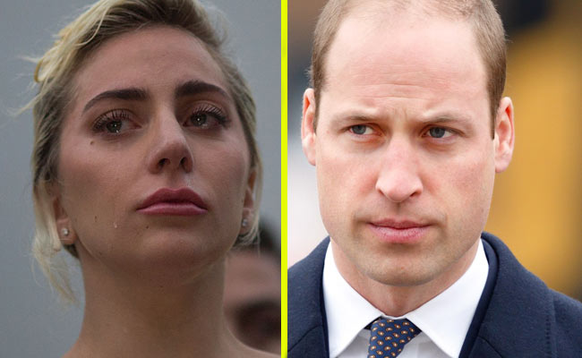 lady gaga principe william problemi mentali