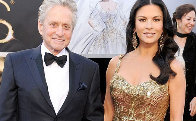 michael douglas cancro e catherine zeta jones