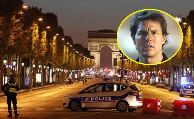 tom cruise attentato champs elysees