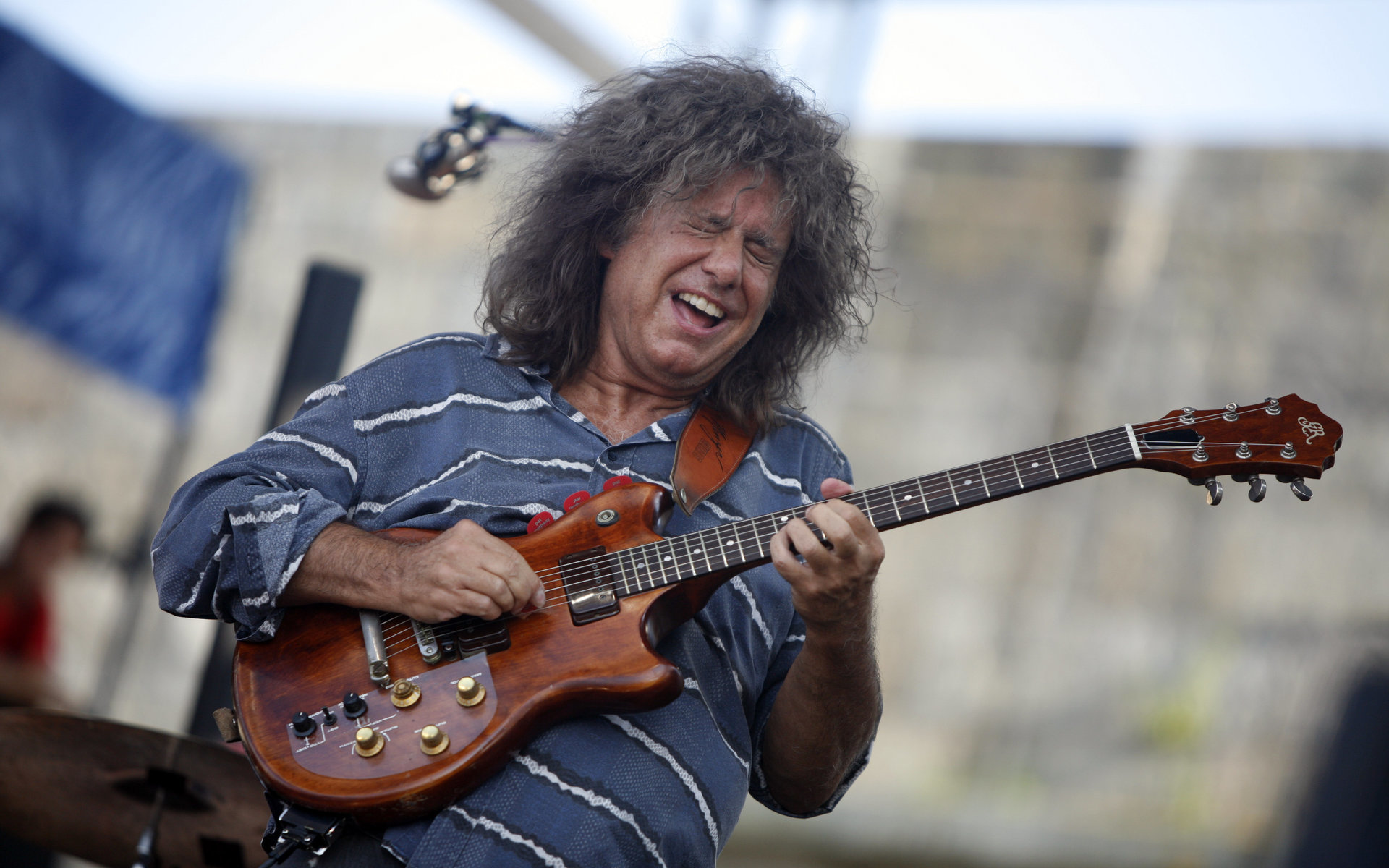 Pat Metheny ad Assisi per i terremotati: grande evento