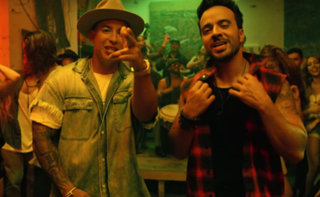 Despacito hit in tutto il mondo