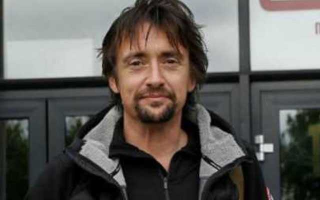 Star tv Richard Hammond, incidente pauroso ma si salva