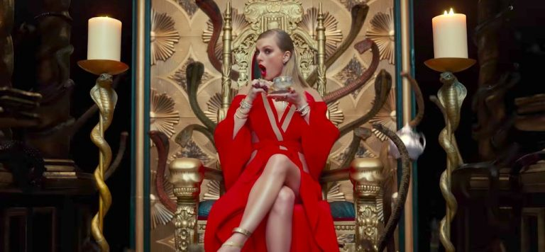 Taylor Swift torna col il singolo 'Look what you made me do'
