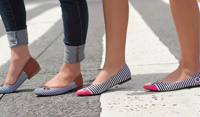 Ballerine, le scarpe più odiate dagli uomini | veb.it