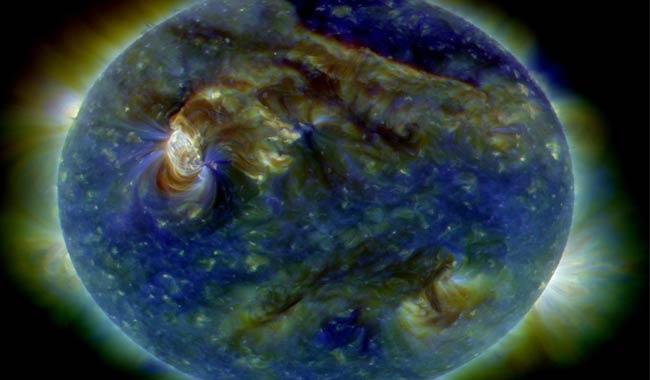 Inversione dei poli magnetici, la Terra si capovolgerà?