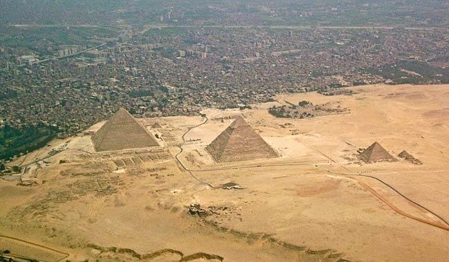 La piramide di Giza era un accumulatore elettrico