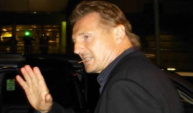 Liam Neeson, incredibile rivelazione sul suo passato