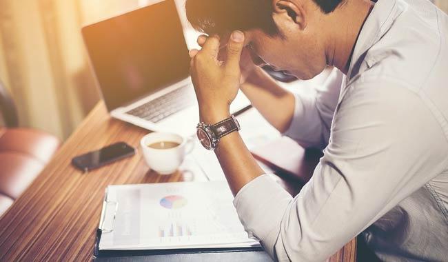 Stai ingrassando? Colpa dello stress da lavoro