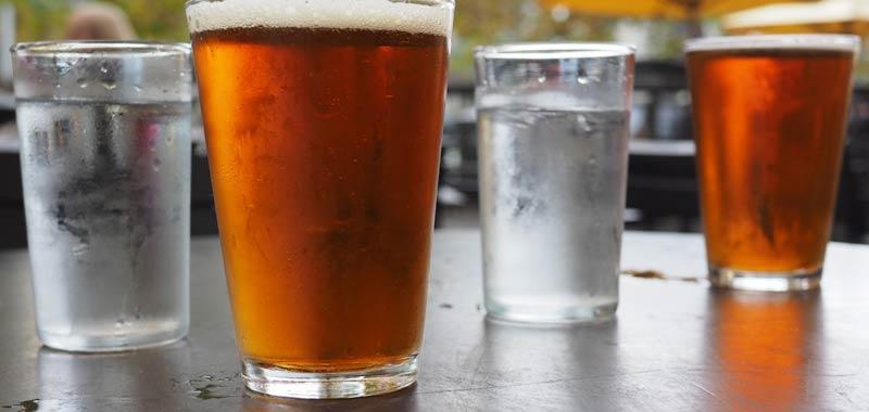 perdere peso rinunciare alla birra