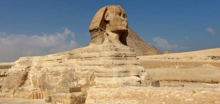 C'è una porta nascosta sotto la grande Sfinge di Giza?