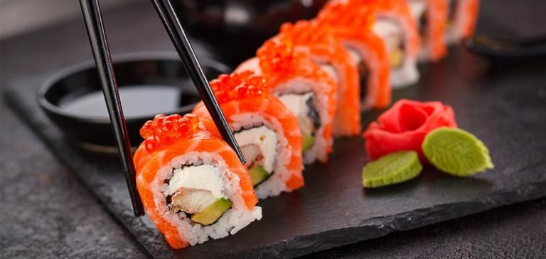 Cibo giapponese, ecco la differenza tra sushi e sashimi