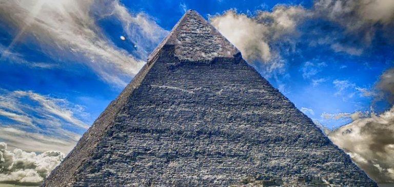 Le piramidi non erano tombe e sono state create molto prima
