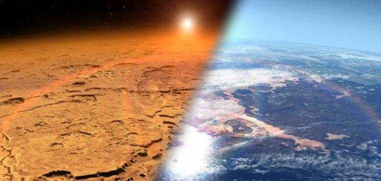 Marte: il rover scova una statua umana tra le rocce