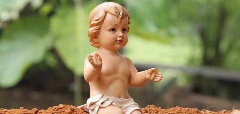 Messico: Statua di Gesù bambino piange lacrime di sangue