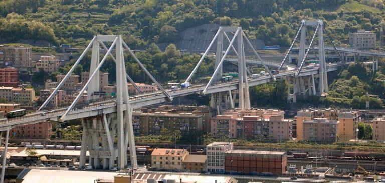Ponte Morandi, perito rivela le possibili cause del crollo