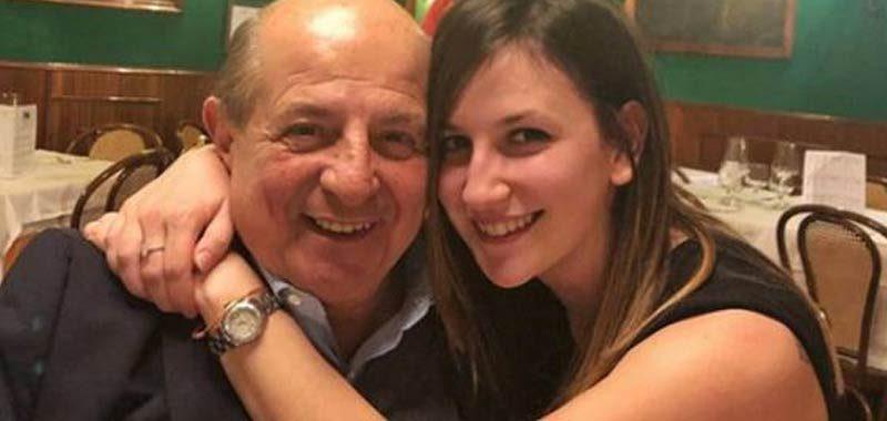 Giancarlo Magalli e la sua ex la smentita di Giada