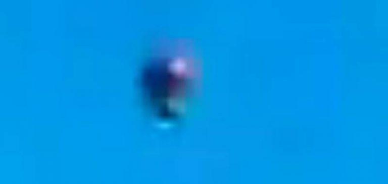 Gli Stati Uniti testano un veicolo alieno nel Nevada