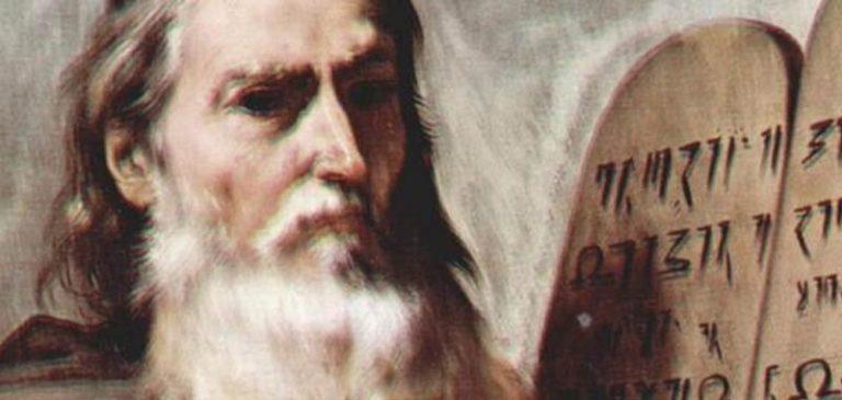 Mosè: la figura biblica era realmente il consigliere del Faraone
