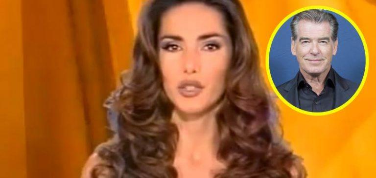 Emanuela Folliero, cos'è successo con Pierce Brosnan?