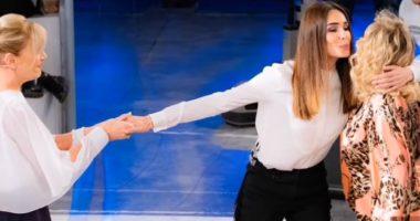 Il resoconto della bagarre tra Tina e Gemma a Verissimo