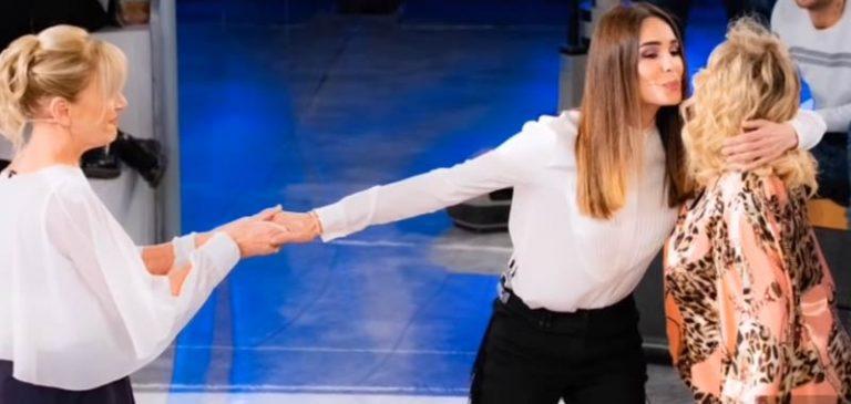 Uomini e Donne: Il resoconto della bagarre tra Tina e Gemma a Verissimo
