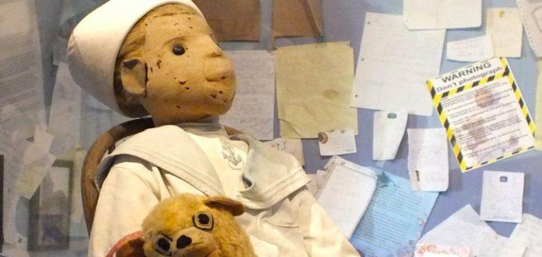 La storia di Robert, la bambola indemoniata