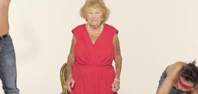 Sopravvissuta a Olocausto a 96 anni fa parte di una band Death Metal