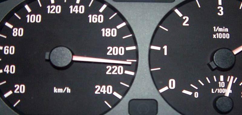 Stiamo andando a 220 kmh La tragedia in diretta