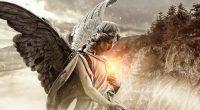 Un angelo nero cade sulla Terra il video incredibile