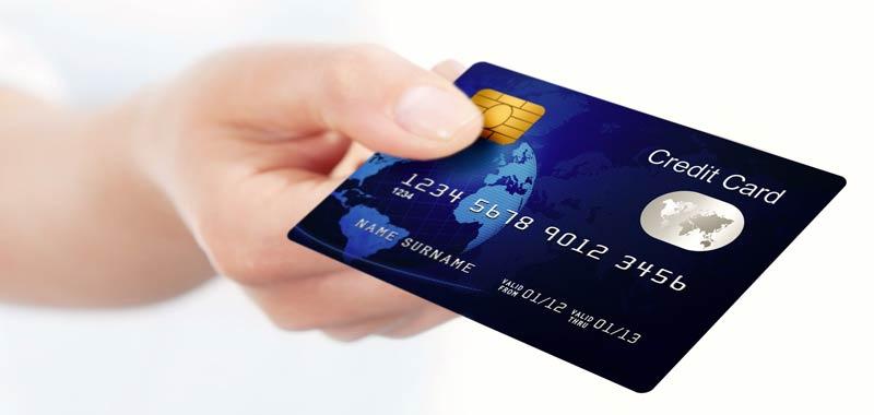 Usi le carte di credito Attenzione sono un ricettacolo di germi e batteri