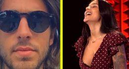 Audrey ed Enrico del GF scoppia la passione