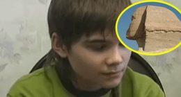 Boris il genio russo rivela Nella Sfinge i segreti de umanita
