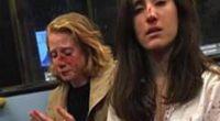 Coppia gay costretta a baciarsi in pubblico vengono malmenate