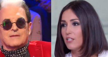 Cristiano Malgioglio contro le accuse su Caterina Balivo
