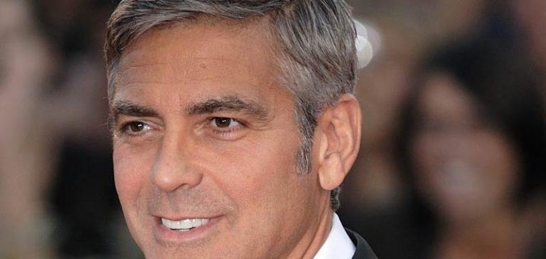 George Clooney, come andare a pranzo con lui