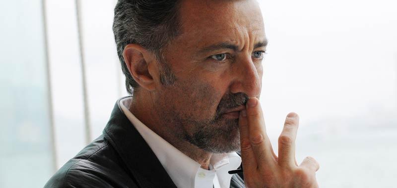 Luca Barbareschi la rivelazione incredibile in diretta