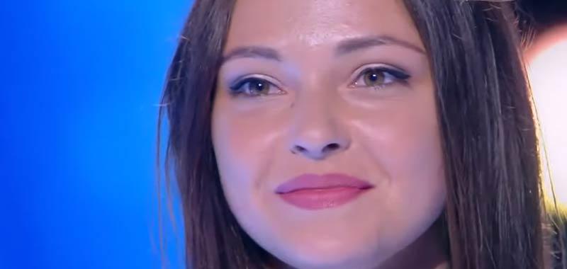 Martina Nasoni rivela Voglio rivederlo