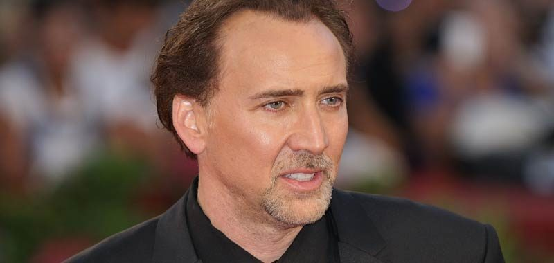 Nicolas Cage si sposa Non vale ero ubriaco