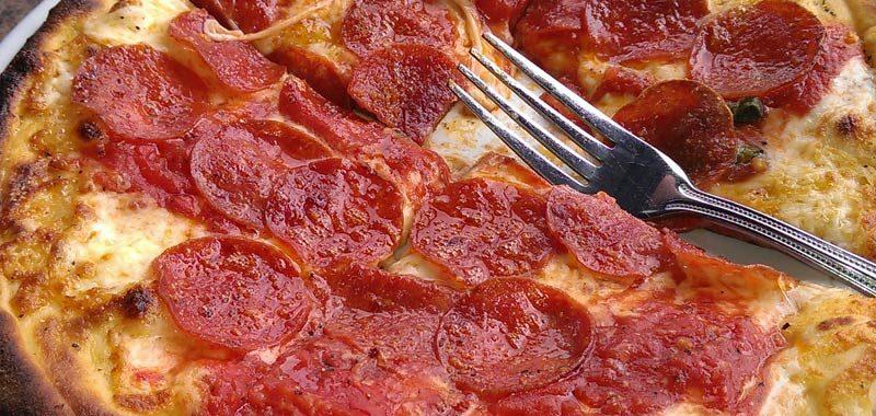 Pepperoni Pizza ecco quali sono i veri ingredienti