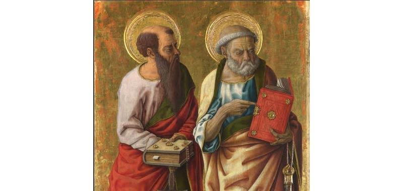 San Pietro e Paolo perche sono festeggiati lo stesso giorno