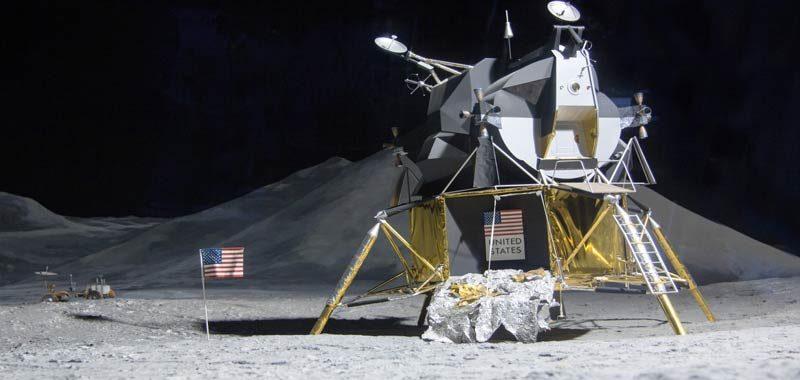 Apollo 11 Domande e risposte sul falso allunaggio