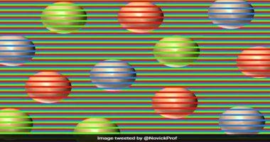 Di che colore sono le sfere