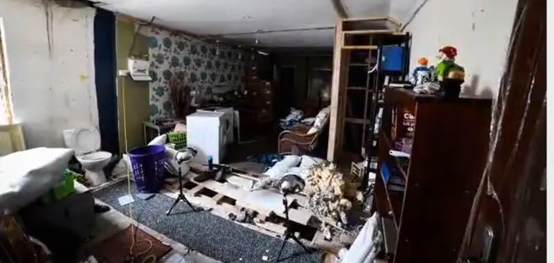 Incredibile casa infestata neanche i proprietari vogliono entrarci
