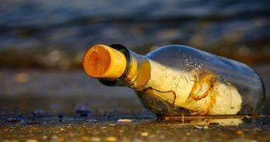 Incredibile messaggio in bottiglia ritrovato dopo 50 anni