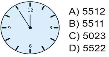 Quale numero corrisponde a orologio