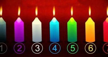 Scegli la tua candela scoprirai qualcosa della tua vita