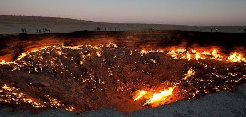Siberia le urla umane dalle porte de inferno